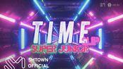【SUPER JUNIOR】正规九辑《Time Slip》全曲试听版!10月14日老少年回来咯!
