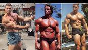 【泵铁视频】肌肉是不是有点施瓦辛格2.0的意思Joshua Taubes