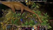 魔兽争霸3重制版.RPG地图:侏罗纪公园Jurassic Park Survival