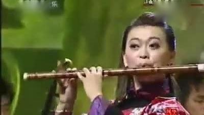 唐俊乔笛子独奏《欢乐歌》