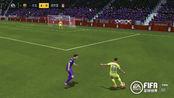 FIFA足球世界:有粉丝说,看了我的视频,才学会传中