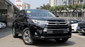 丰田汉兰达2018全新款 国产7座SUV 叫板搭载大众途昂
