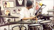 架子鼓演奏《无地自容》- 黑豹乐队