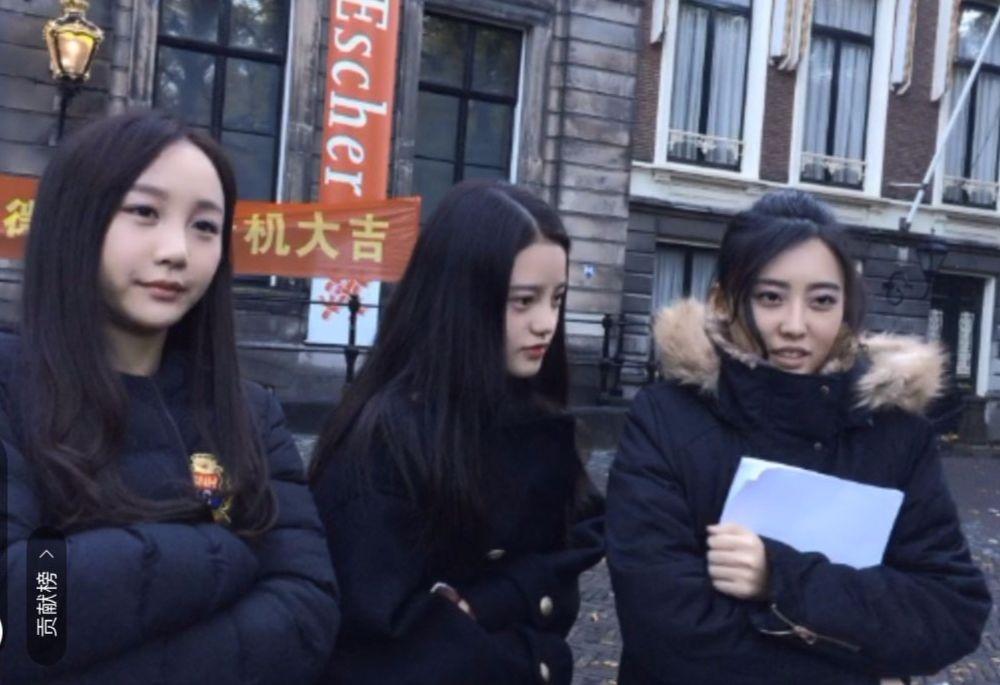 【SNH48】【龚诗淇】网络大电影《尼德兰的微笑》开机仪式 一直播口袋直播