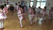 晴舞艺术培训中心鲁庄校区民族舞小班《舞起幸福鼓》