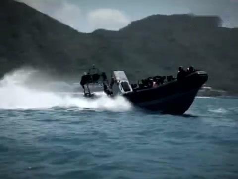 红海行动原型——蛟龙突击队