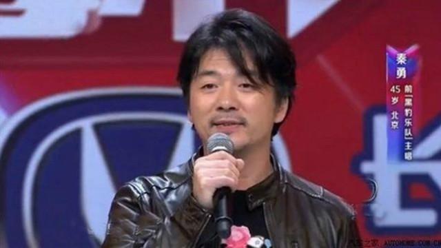 """出彩中国人第一季""""黑豹乐队-秦勇""""演唱歌曲《一起长大》"""