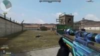 天龙:生死狙击绝版武器LR4蓝龙小试身手,开局10连杀
