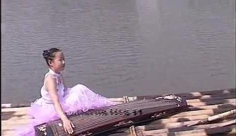 「雪山春晓」古筝独奏-华语童星