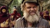 电影《金刚:骷髅岛》 二战老兵荒岛生存三十年幻想吃炸鸡喝啤酒