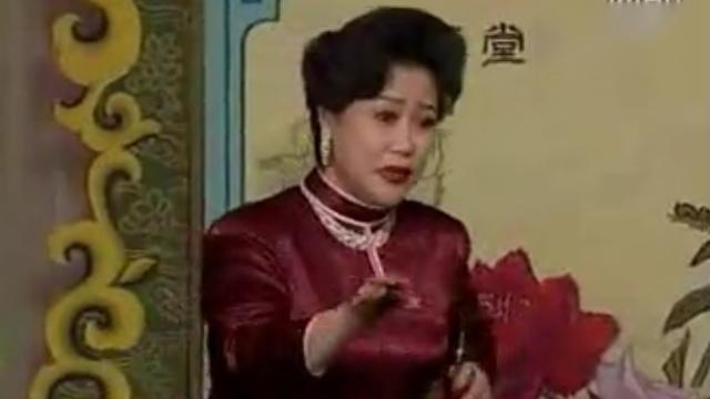西河大鼓《刘姥姥进大观园》杨雅琴演唱