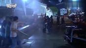 《破冰行动》幕后花絮:黄景瑜演雨中戏,激情不断,超敬业