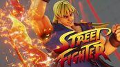 街霸5 AE:Capcom天梯排名 一波9.5割~!天梯世界第一肯 Kenpi 对战视频