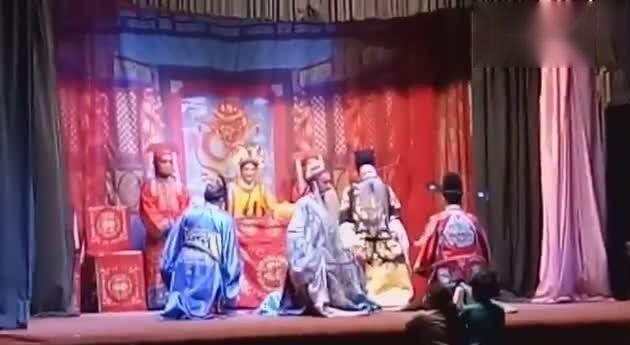 河南地方戏曲-大平调