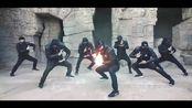 《这就是街舞》中何展成的团队——超级舞团KINJAZ,帅炸啦