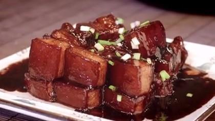 最怀念的还是阿婆的红烧肉
