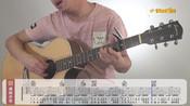 吉他教学弹唱示范:写给黄淮-解忧邵帅 吉他教程-飞猴乐器弹唱集(彼岸吉他x飞猴乐器联合出品)-彼岸吉他网