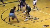 范弗里特·范乔丹高中打球视频,熟悉的号码,熟悉的感觉