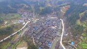 航拍黔东南全新计划:航拍贵州千村万户,第一站美丽的增冲侗寨