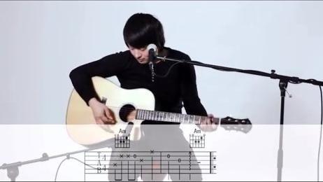 果木浪子吉他教学入门:认识六线谱