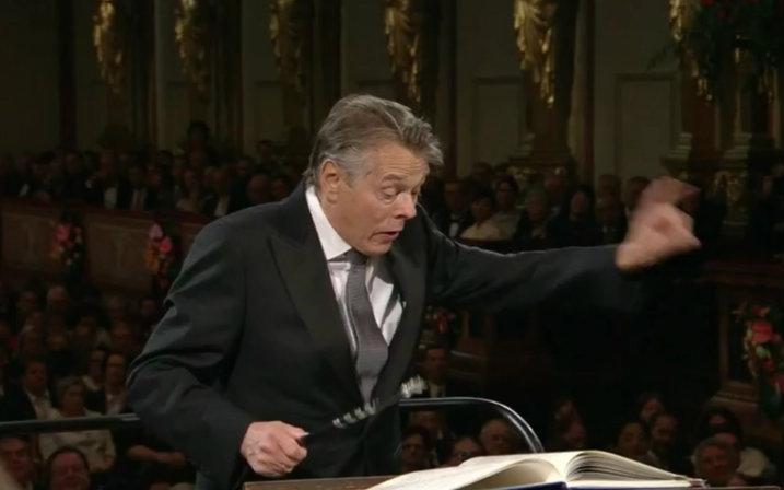 【soso字幕】BBC解说 2016年维也纳新年音乐会 马里斯·扬颂斯指挥 @Sofronio