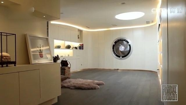 交换空间 大师设计的家居空间的会客空间