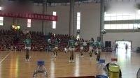 四川护理职业学院健美操表演