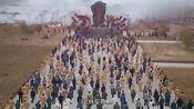 电影版《倚天屠龙记》开头,倚天剑屠龙刀的由来,这里说清楚了