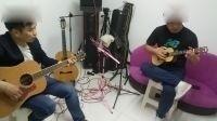 吉他和尤克里里合作卡农