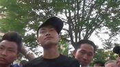 【拍客】郑州人民公园尬舞因低俗被叫停 转别处再战