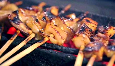 东南亚烤串儿大盘点!没错就是赵薇在中餐厅吃的那种!