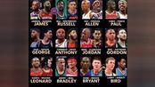 用姓名组队!你们认为这里面哪一组是最强的?#nba季后赛 我选#詹姆斯 #哈登