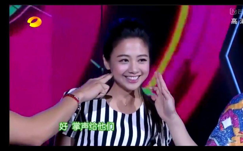 2013.7.30快乐大本营(鬼鬼吴映洁,陈伟霆,杨洋跳舞CUT)