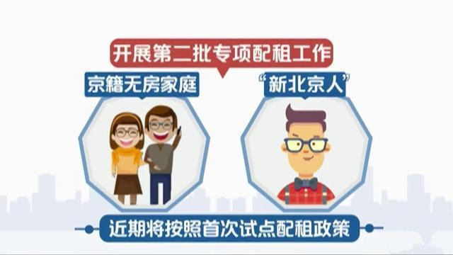 """北京将向""""新北京人""""配租第二批公租房"""