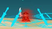 迷你大陆 第迷你大陆动画第17集:剑仙的万剑归宗能把三大势力之一的海盗王击败吗?集