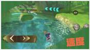 水上漂移竞技赛 《蜀门手游》开启跑酷新玩法