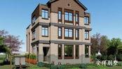 超靓的3层新中式别墅,占地11.2x12.8m,居住舒适的好房子!