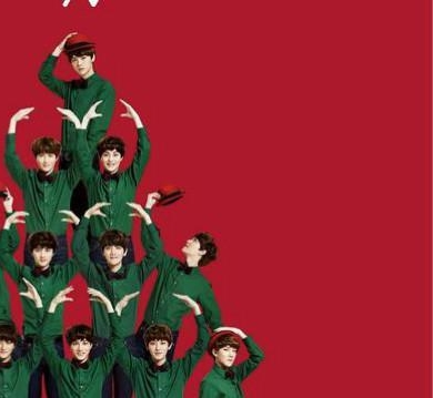 群像翻唱《十二月的奇迹》中文版 好听又好看!