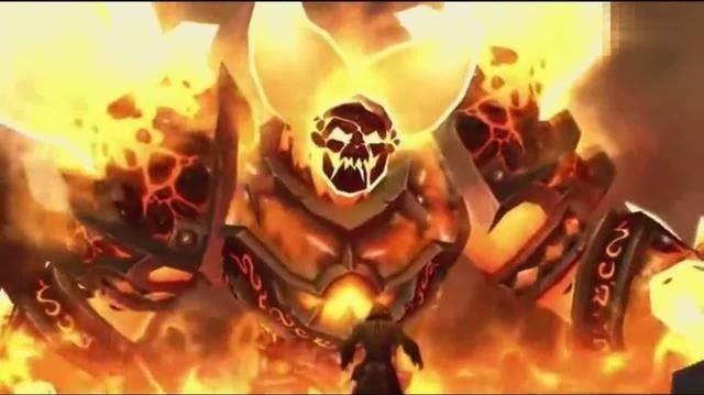魔兽世界4.2版本火焰之地宣传CG