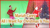 [巴西小哥Kelvin] All I want for Christmas is you by Mariah Carey JustDance舞力全开 2020