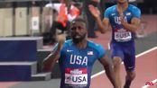 金沙js678.com 2018年田径世界杯男子4 x 100m接力赛