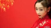 古装红衣美人宣璐跳《初见》 网友:被演戏耽误的舞者