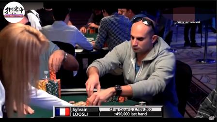 德州扑克:年度十大神奇的河牌!精彩绝伦超级震撼!