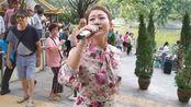 香港大公主芯依演唱《寂寞情殇》,很不错的一首歌曲