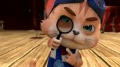 探探猫之奇幻马戏团 第9集 搞笑的马戏表演