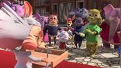 探探猫:博士幻想成了小镇的镇长,第一件事就是赶走马戏团