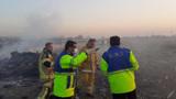 伊朗公布乌克兰飞机坠毁初步报告:事故发生时正试图返回机场