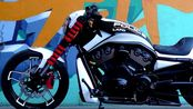Harley-Davidson VRod 印度Bad Boy机车改装,摩托车跑车