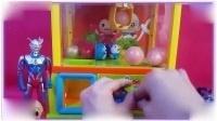 芭比娃娃与小鸡彩虹一起玩夹物机,迪迦奥特曼 超级飞侠 比得兔