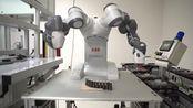 Demco Automation公司自动化环形装配线展示